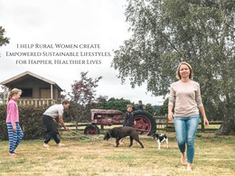 Rural women putting their health first  I  Charlotte Heald, Wealth of Health