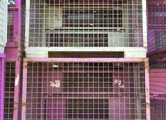Gitterboxen/Stahlboxen