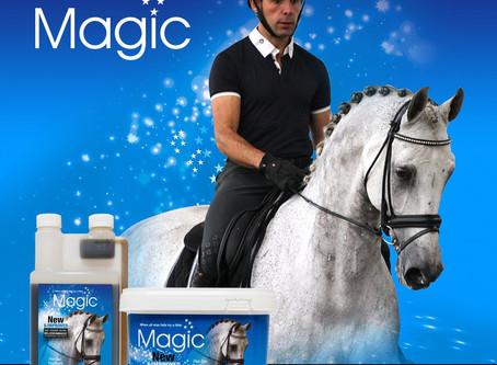 ¿Cómo calmar a caballos nerviosos? Opinión de Severo Jurado sobre Magic de NAF