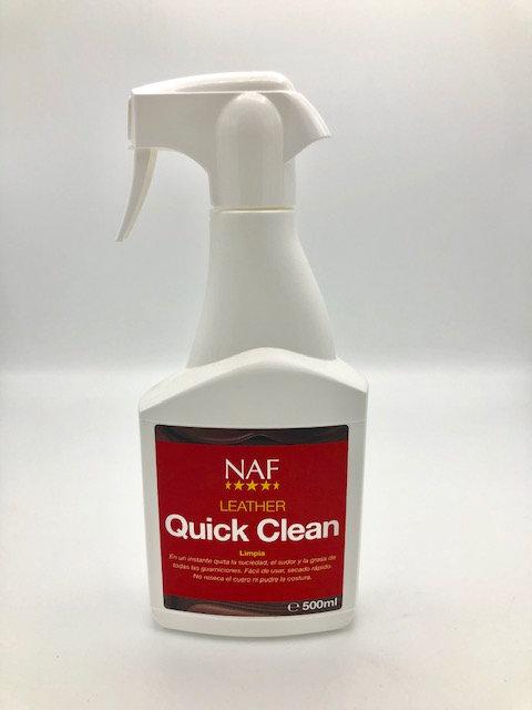 Limpiador rápido del cuero 500 ML