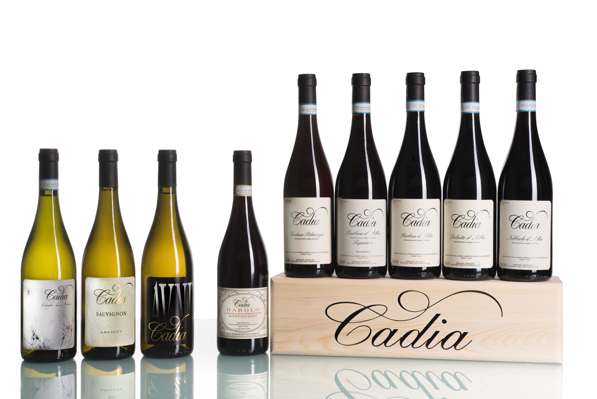 Cadia Winery Wines