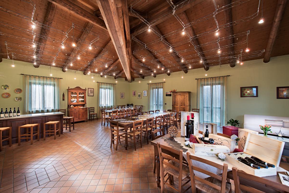 Cadia Winery Tasting room