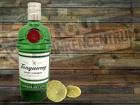 6 smaken Tanqueray!