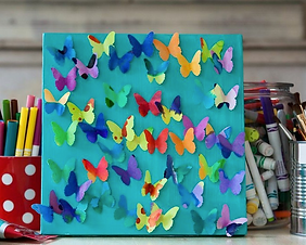 6+ - butterflies in paper on canvas.png
