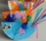 3-5 - Bird in painted paper plate.png