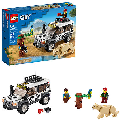 City - Le 4x4 Safari