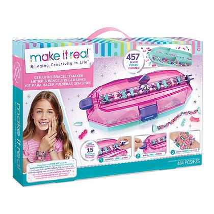 Make It Real - Métier à bracelets Gem Links