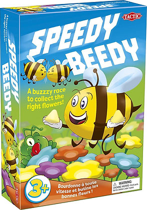 Tactic - Jeu Speedy Beedy Version bilingue
