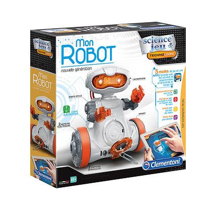 Clementoni - Mon Robot- nouvelle génération