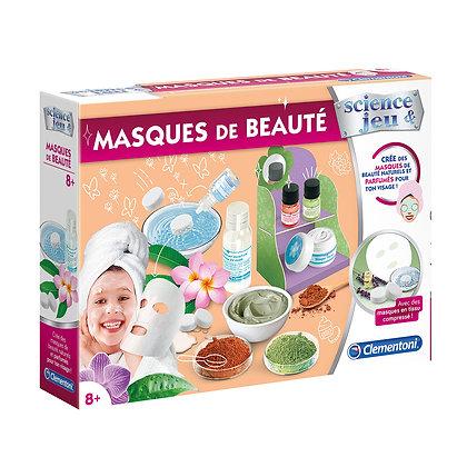 Clementoni - Masques de beauté version française