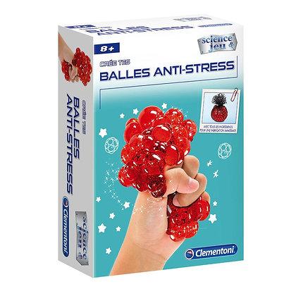Clementoni - Crée tes balles anti-stress version française
