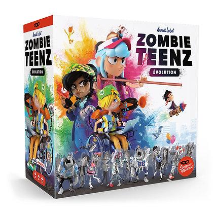 Jeu Zombie Teenz Évolution version française