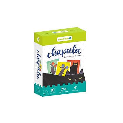 Jeu de cartes Chapala