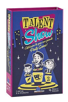 Jeu Talent Show Version bilingue