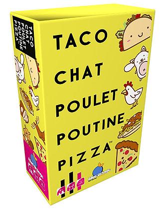 Jeu Taco,chat,poulet...
