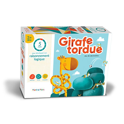 Jeu La girafe tordue
