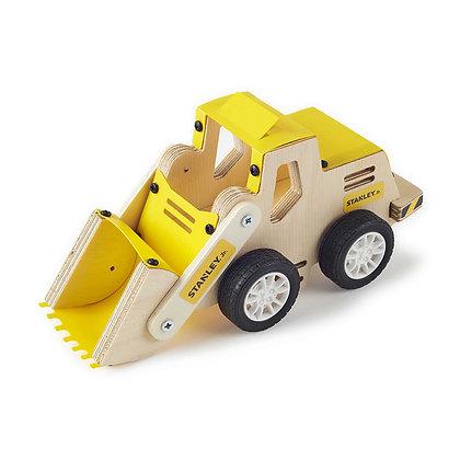 Stanley Jr. - Camion Chargeuse frontale à construire