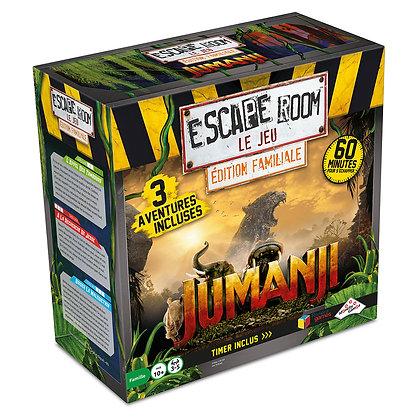 Jeu Escape Room Coffret de base Jumanji