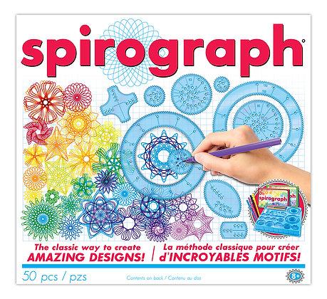 Spirograph Ensemble de motifs 50 pièces