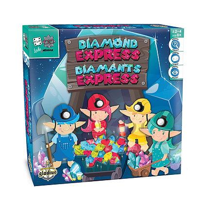 Jeu Diamant Express