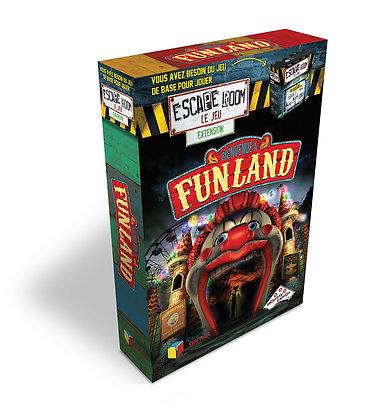 Jeu Escape Room - Extension Funland