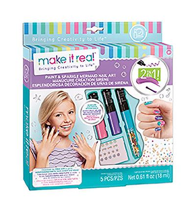 Make it real - Manucure Création marine