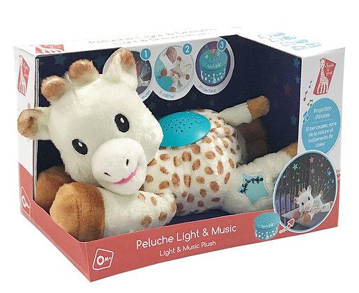 Sophie la girafe - Lumière et sons