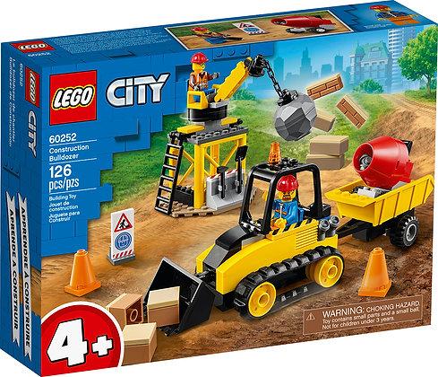 City - Le chantier de démolition