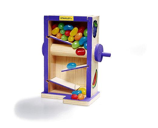 Stanley Jr. - Distributrice de bonbons à construire Bleue