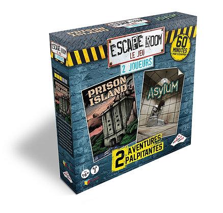 Jeu Escape Room - Coffret 2 joueurs