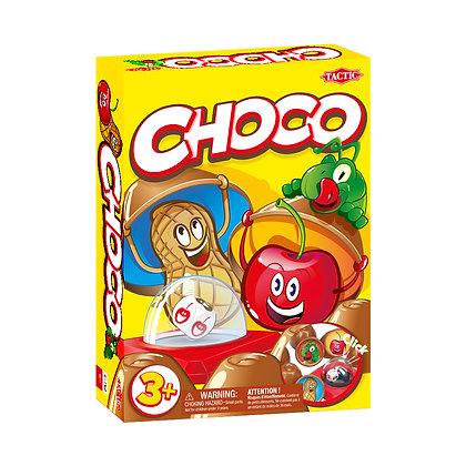 Tactic - Jeu Choco Version bilingue