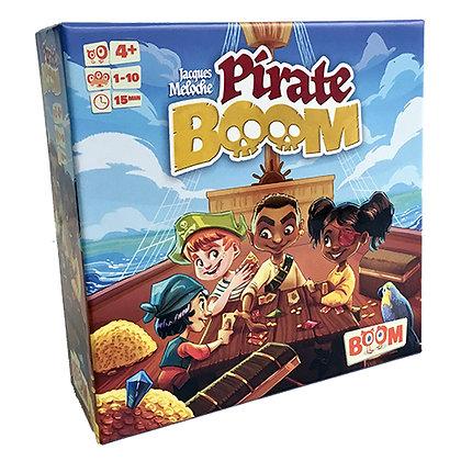 Jeu Trésor du pirate Boom!