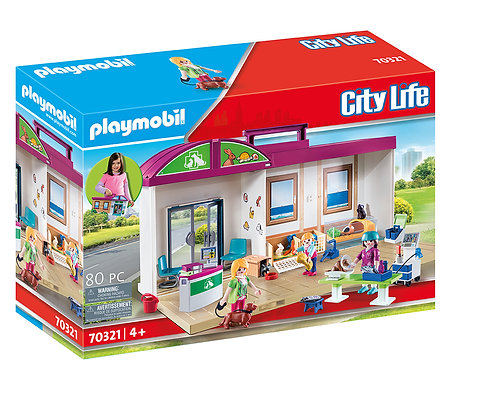 City Life - Clinique vétérinaire transportable