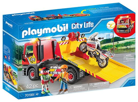 City Life - Camion de dépannage