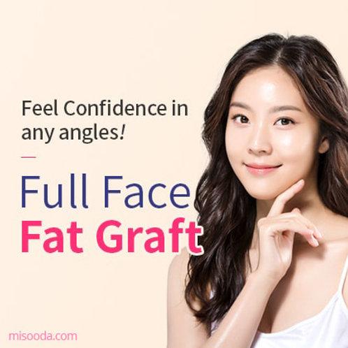 PRETTY BODY ClLINIC : Full Face Fat Graft