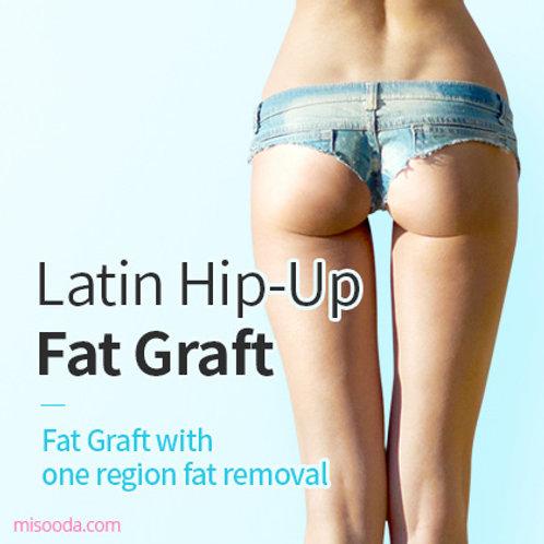 PRETTY BODY ClLINIC : Latin Hip-Up Fat Graft