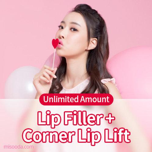 PRETTY BODY ClLINIC : Lip Filler + Corner Lip Lift
