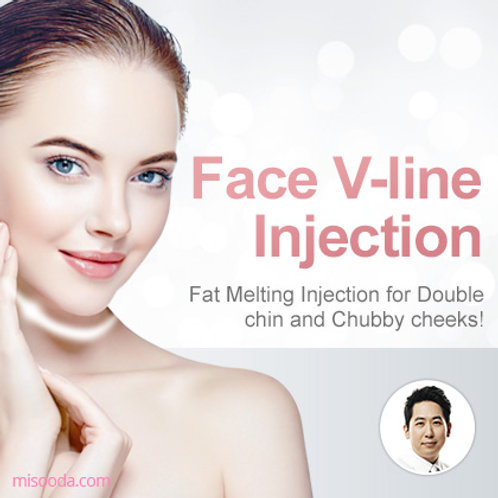Face V-line Injection