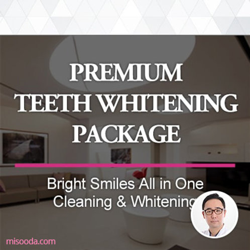 Premium Teeth Whitening Package