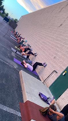 September Outdoor Training Pass