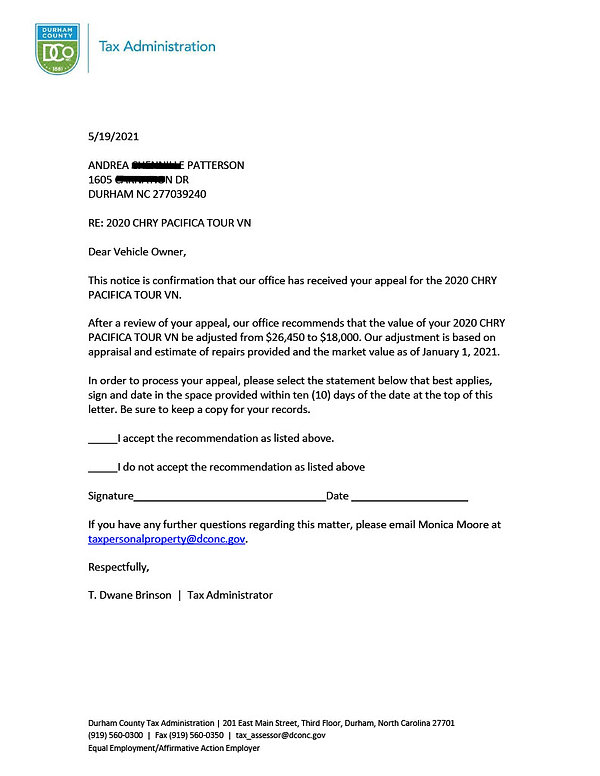 tax lowered Recommendation Letter _ Copy