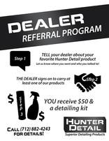 Dealer Referral Program