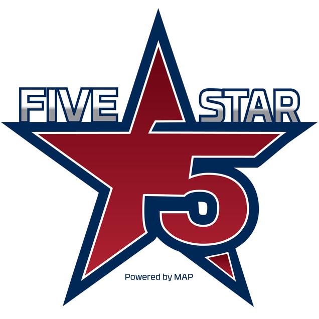 5 Star Hockey Logo