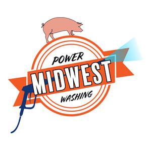 Midwest Power Washing Logo