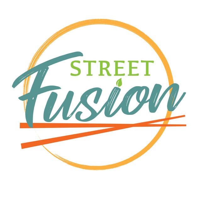 Street Fusion Food Cart Logo