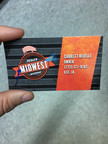 Midwest Power Washing Business Cards