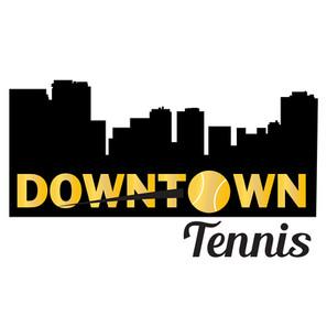 Downtown Tennis Logo