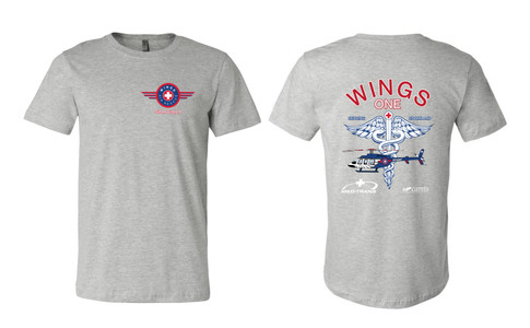 Wings Air Rescue Sioux City Shirt