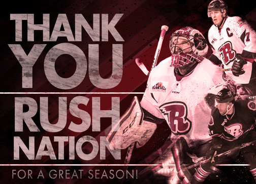 Rush Thank You