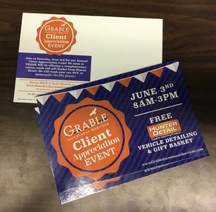 Grable Investments Client Appreciation Event